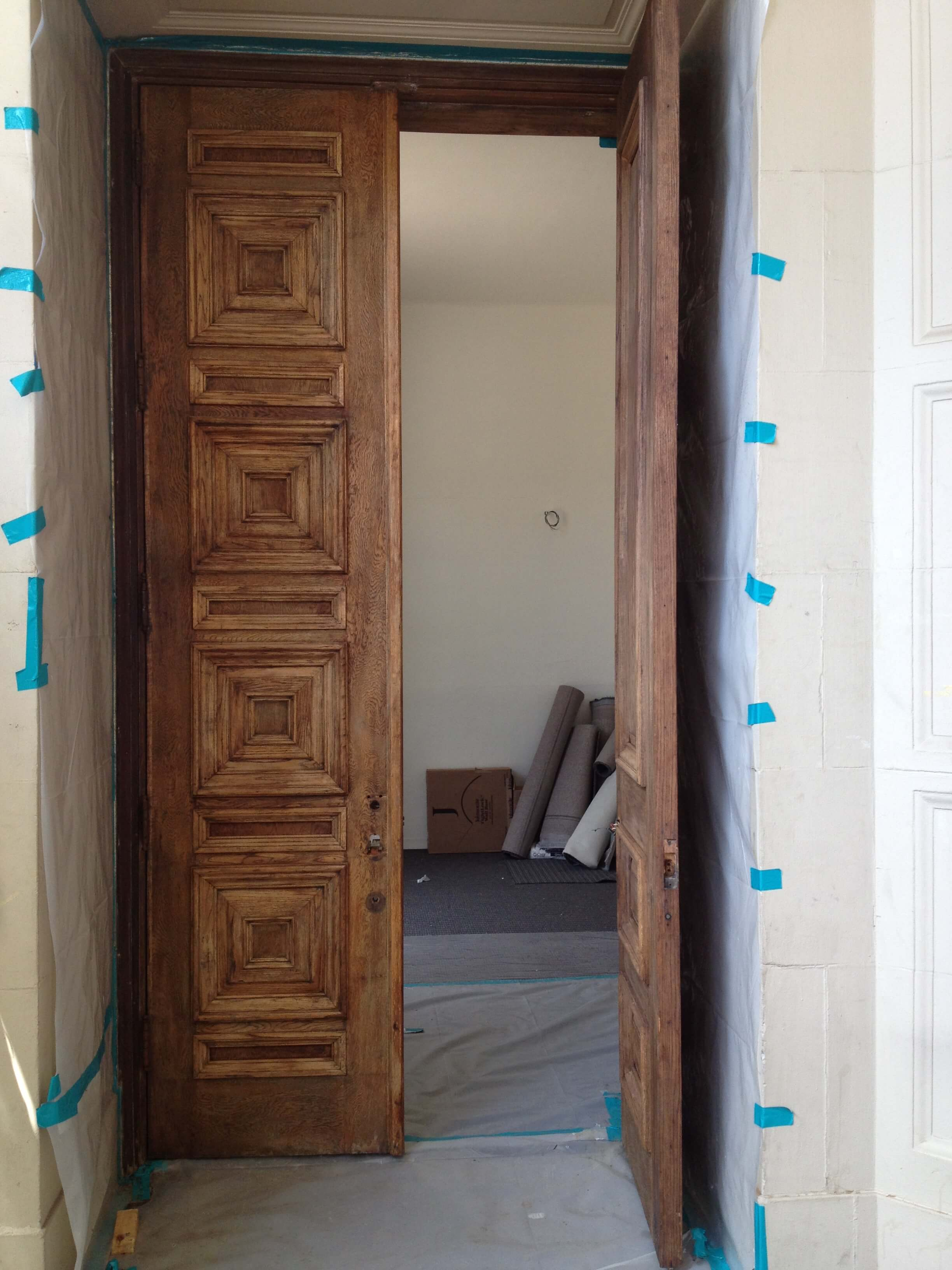 Doors_Progress